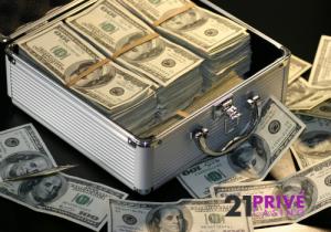Club Bonuses - 21 PriveCasino